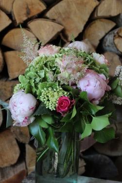 bouquet poudré