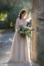 bouquet de mariée taille xl hivernal chic
