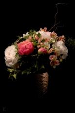 Bouquet bohème printanier